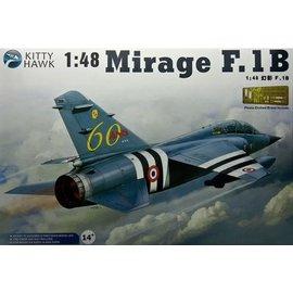 Kitty Hawk Kitty Hawk - Dassault Mirage F.1B - 1:48