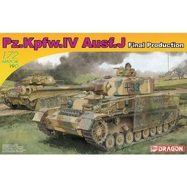 Dragon Dragon - Pz.Kpfw. IV Ausf. J Final Production - 1:72