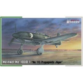 "Special Hobby Special Hobby - Heinkel He 100D-1 ""He 113 Propaganda Jäger"" - 1:32"