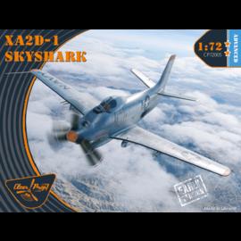 Clear Prop! Clear Prop - Douglas XA2D-1 Skyshark - 1:72