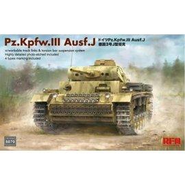 Ryefield Model RFM - Pz.Kpfw.III Ausf. J - 1:35
