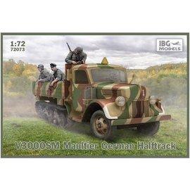 "IBG Models IBG - V3000S/SS M ""Maultier"" German Halftrack - 1:72"