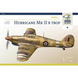 Arma Hobby Arma Hobby - Hawker Hurricane Mk.II Trop - 1:72