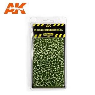 AK Interactive Realistic Dark Green Moss