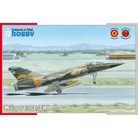 Special Hobby Special Hobby - Mirage F.1 CE/CH - 1:72