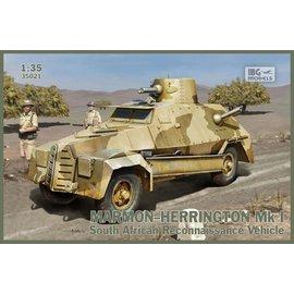 IBG Models IBG - Marmon-Herrington Mk.I South African Reconnaissance Vehicle - 1:35