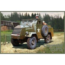 IBG Models IBG - Chevrolet C15TA Armored Truck - 1:35