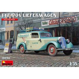 MiniArt MiniArt - Lieferwagen Typ 170V - 1:35