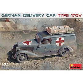 MiniArt MiniArt - Typ 170V Lieferwagen / Sanitätswagen - 1:35