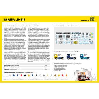 Heller Scania LB-141 - 1:24