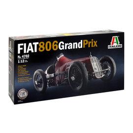 Italeri Italeri - Fiat 806 Grand Prix - 1:12