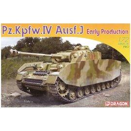 Dragon Dragon - Pz.Kpfw. IV Ausf. J Early Production - 1:72