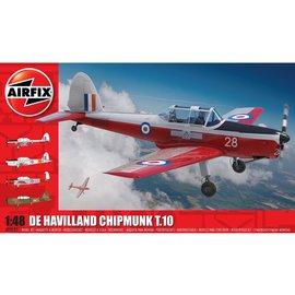 Airfix Airfix - de Havilland Chipmunk T.10 - 1:48