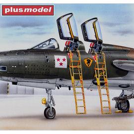 Plusmodel Plusmodel - Ladder / Einstiegsleiter F-105 F/G Thunderchief - 1:48