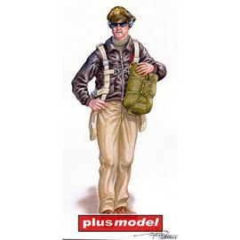 Plusmodel Plusmodel - P-51 Mustang Pilot - 1:48