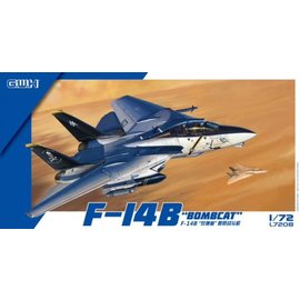 "Great Wall Hobby  G.W.H. - Grumman F-14B ""Bombcat"" - 1:72"