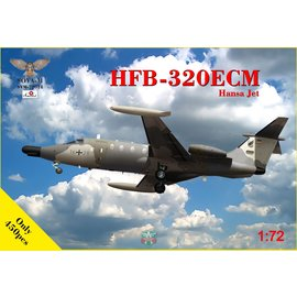 SOVA-M Sova-M - HFB-320 ECM Hansa Jet - Limited Edition - 1:72