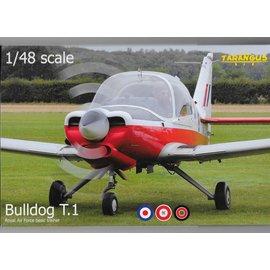 Tarangus Tarangus - Scottish Aviation Bulldog T.1 - Royal Air Force Basic Trainer - 1:48