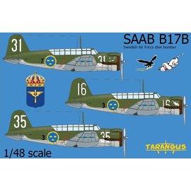 Tarangus Tarangus - SAAB B17B - Swedish Air Force Dive Bomber - 1:48