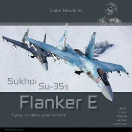 HMH Publications HMH Publications - Duke Hawkins 020 - Sukhoi Su-35S Flanker E