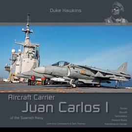 HMH Publications HMH Publications - Duke Hawkins S01 - Aircraft Carrier Juan Carlos I