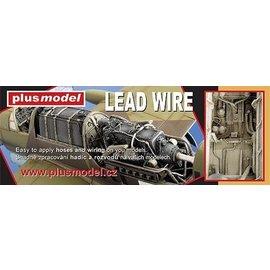 Plusmodel Plusmodel - Lead Wire / Bleidraht 0,5mm - 120mm