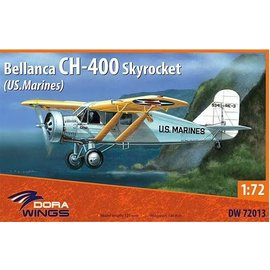 Dora Wings Dora Wings - Bellanca CH-400 Skyrocket (U.S. Marines) - 1:72