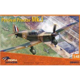 Dora Wings Dora Wings - Percival Proctor Mk. I - 1:48