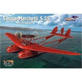 """Dora Wings Dora Wings - Savoia-Marchetti S.55 """"Record Flight"""" - 1:72"""