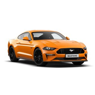 Airfix Quick Build - Ford Mustang GT