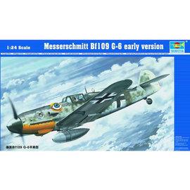 Trumpeter Trumpeter - Messerschmitt Bf 109G-6 (early) - 1:24