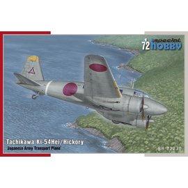 """Special Hobby Special Hobby - Tachikawa Ki-54Hei """"Hickory"""" - 1:72"""