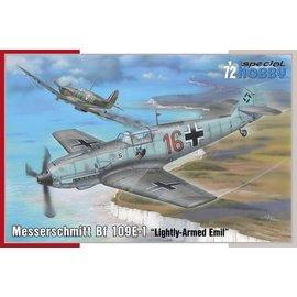 "Special Hobby Special Hobby - Messerschmitt Bf 109E-1 ""Lightly-armed Emil"" - 1:72"