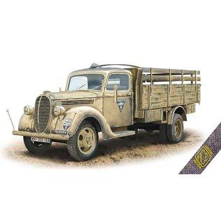 ACE Model G917T 3t German Cargo truck - 1:72