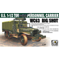 AFV-Club Dogde WC63 1-1/2ton Personnel Carrier - 1:35