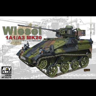"""AFV-Club Waffenträger """"Wiesel"""" 1A1/A3 MK20 - 1:35"""