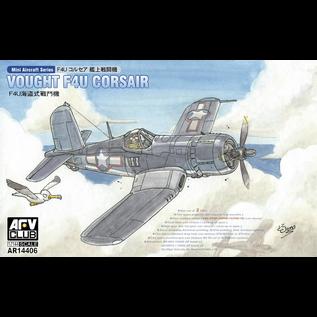 AFV-Club Vought F4U-1/1A/1C/1D (2 kits per box) - 1:144