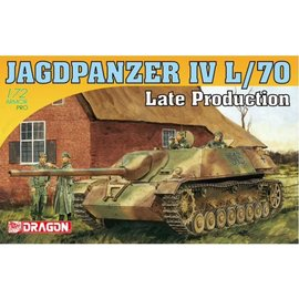 Dragon Dragon - Jagdpanzer IV L/70 Late Production - 1:72