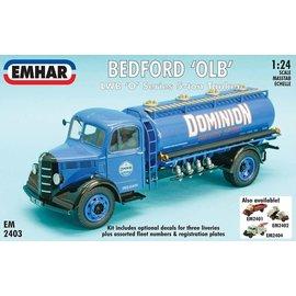 "Emhar Emhar - Bedford ""OLB"" - LWB O-Series 5ton Tanker - 1:24"