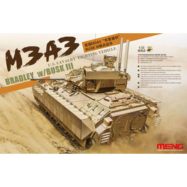 MENG MENG - U.S. Cavalry Fighting Vehicle M3A3 Bradley BUSK III - 1:35