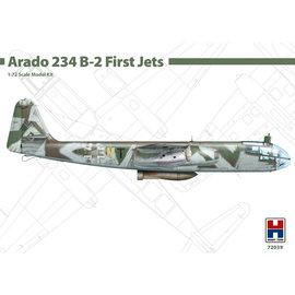 "Hobby 2000 Hobby 2000 - Arado Ar234 B-2 ""First Jets"" - 1:72"