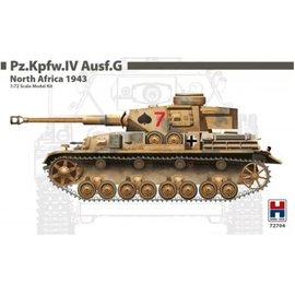 Hobby 2000 Hobby 2000 - Pz.Kpfw.IV Ausf.G North Africa 1943 - 1:72