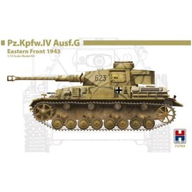 Hobby 2000 Hobby 2000 - Pz.Kpfw. IV Ausf.G Eastern Front 1943 - 1:72