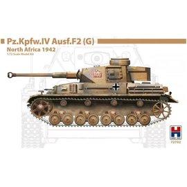 Hobby 2000 Hobby 2000 - Pz.Kpfw. IV Ausf.F2(G) North Africa 1942 - 1:72