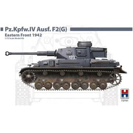 Hobby 2000 Hobby 2000 - Pz.Kpfw. IV Ausf.F2(G) Eastern Front 1942 - 1:72