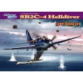Cyber Hobby Cyber Hobby - Curtiss SB2C-4 Helldiver - Three Versions Kit - 1:72