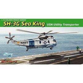 Cyber Hobby Cyber Hobby - Sikorsky SH-3G Sea King - USN Utility Transporter - 1:72