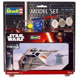 Revell Revell - Star Wars Snowspeeder Model Set - 1:52