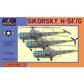 LF Models LF Models - Sikorsky H-5F/H-5G - 1:72