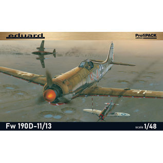 Eduard Eduard - Focke Wulf Fw 190D-11 / D-13 - ProfiPack - 1:48